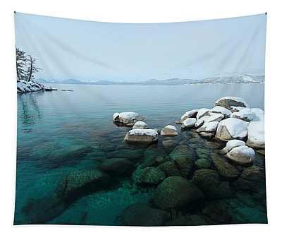 Winter's Eye Tapestry