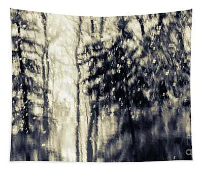 Winter's Forest Tapestry