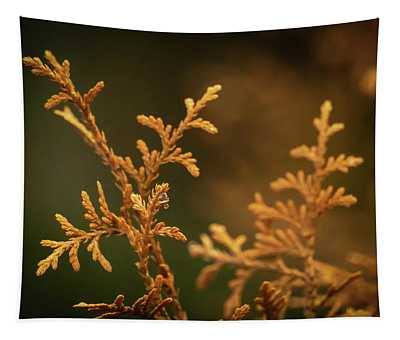 Winter's Hedges Tapestry