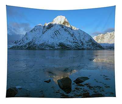 Lofoten, Nordland 3 Tapestry