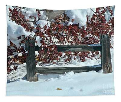 Wintery Fall Tapestry