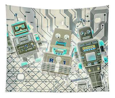 Wired Intelligence Tapestry