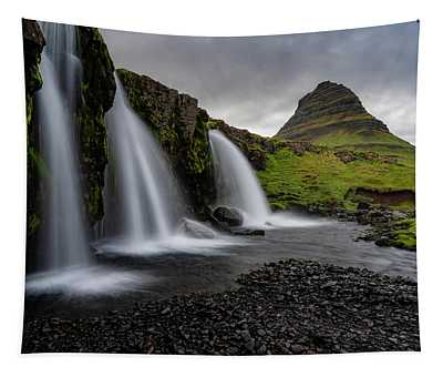 Witches Hat Falls II Tapestry