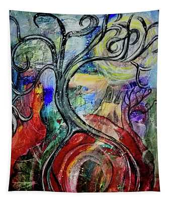 Witching Tree Tapestry