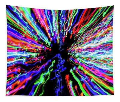 Wonderful Wormhole Tapestry