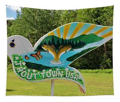 Woodstock Dove Tapestry
