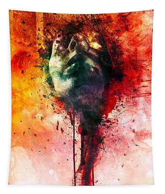 W.o.u.n.d.s Tapestry