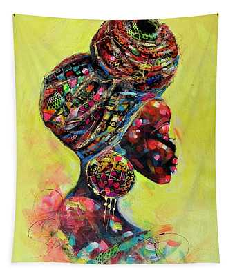 Wrapped Up Tapestry