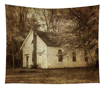 Ye Old Church Tapestry