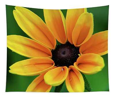 Yellow Flower Black Eyed Susan Tapestry
