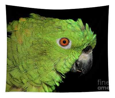 Yellow-naped Amazon Tapestry