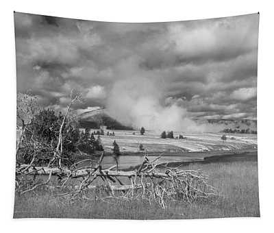 Yellowstone Steam Tapestry