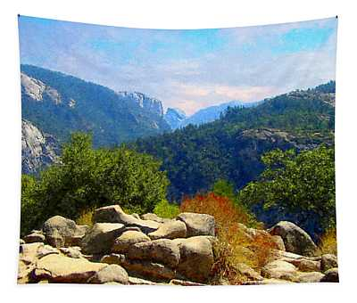 Yosemite Valley Corridor Tapestry
