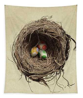 Yoshi Eggs Tapestry