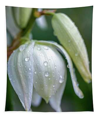 Yucca Bloom Tapestry