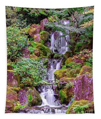 Zen Garden Tapestry
