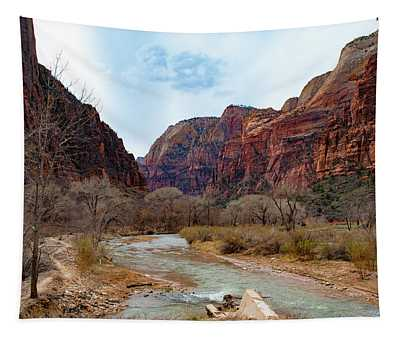 Zion Canyon Tapestry