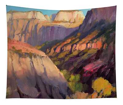Zion's West Canyon Tapestry