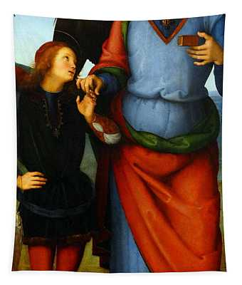 Designs Similar to Archangel  by Pietro Perugino