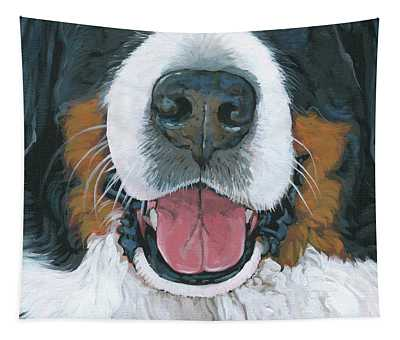 Bernese Mountain Dog Tapestries