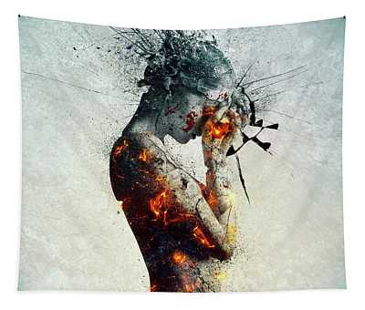Alone Tapestries