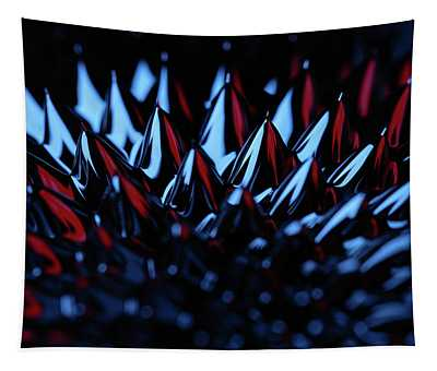 Magnetic Force Tapestries
