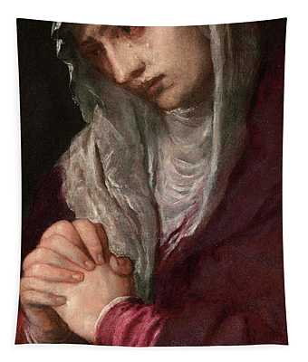 Designs Similar to The Mater Dolorosa by Titian