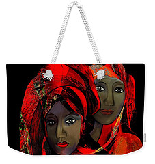 000 - Colour Of Passion Weekender Tote Bag