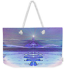 934 - Magic Light Beacon 2017 Weekender Tote Bag by Irmgard Schoendorf Welch