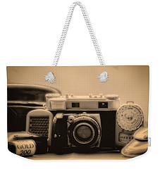 A Kodak Moment Weekender Tote Bag