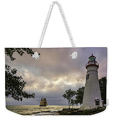 A Place To Dream Weekender Tote Bag by Dale Kincaid