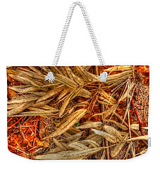 Bamboo Leaves Weekender Tote Bag by Michelle Meenawong