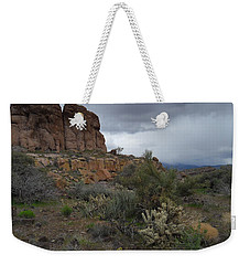 Beauty Of The Living Desert Weekender Tote Bag