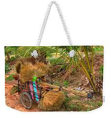 Brooms Weekender Tote Bag by Michelle Meenawong