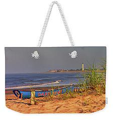 Cape May Beach Weekender Tote Bag