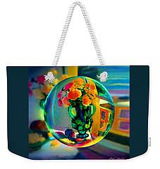Cercle La Vie En Rose  Weekender Tote Bag