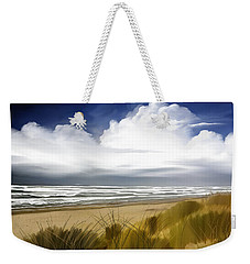 Coastal Breeze Weekender Tote Bag