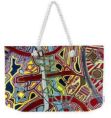 Edge Of The Universe Weekender Tote Bag