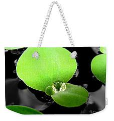 Floating Weekender Tote Bag by Michelle Meenawong