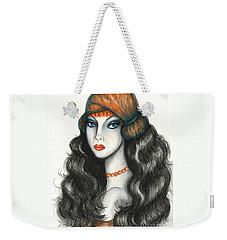 Gypsy Weekender Tote Bag