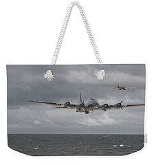 Home The Hard Way Weekender Tote Bag