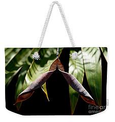 Husk Weekender Tote Bag by Michelle Meenawong