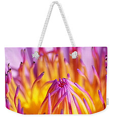 Just Purple Weekender Tote Bag