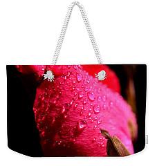 La Rose Weekender Tote Bag by Michelle Meenawong