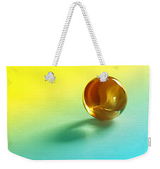 Lost Marble Weekender Tote Bag by Tom Druin