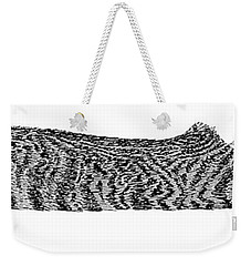 Skippy The Manx Cat Sleeping Weekender Tote Bag