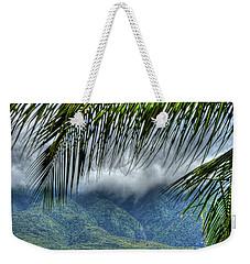 Maui Foot Hills Weekender Tote Bag by Arthur Fix