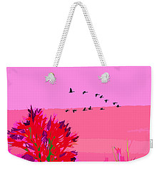 Migration 2 Weekender Tote Bag