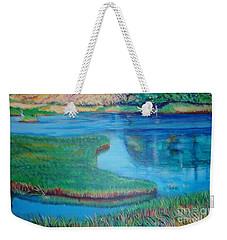Myakka Sanctuary Weekender Tote Bag