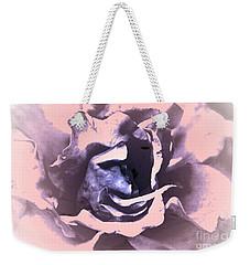 Mysterious Rose Weekender Tote Bag